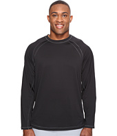 Tommy Bahama Big & Tall - Big & Tall Surf Chaser Long Sleeve Crew
