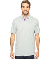 BUGATCHI - F6 Short Sleeve Three-Button Shirt