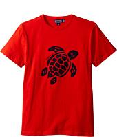 Vilebrequin Kids - Turtle Graphic Tee (Toddler/Little Kids/Big Kids)