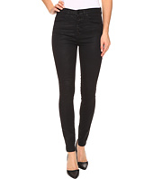 Blank NYC - High-Rise Coated Skinny in All Lacquered Up