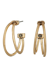 The Sak - Split Hoop Earrings