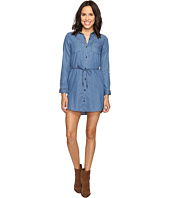 Calvin Klein Jeans - Denim Belted Shirtdress