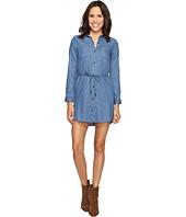 Calvin Klein Jeans - Denim Belted Shirtdress