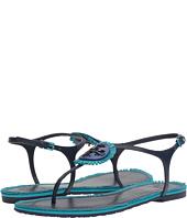 Tory Burch - Miller Fringe Flat Sandal