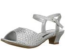 55147M Peep Toe Ankle Strap Sandal (Little kid/Big Kid)