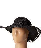San Diego Hat Company - RHL3085 Crochet Raffia Sun Brim Hat