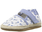 Poppies Espadrille Soft Sole (Infant/Toddler)