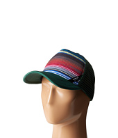 San Diego Hat Company - SLW1000 Sublimated Striped Trucker Cap with Mesh Back