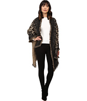Betsey Johnson - Leapin Leopard Blanket Wrap