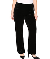Lysse - Plus Size Velvet Pants
