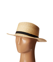 LAUREN Ralph Lauren - Wheat Straw Boater Hat