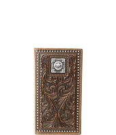 M&F Western - Scroll Nailhead Rodeo Wallet