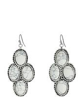 M&F Western - Stone Drop Earrings