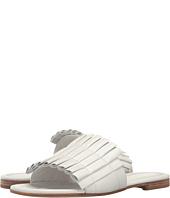 Kennel & Schmenger - Folded Leather Slide Sandal