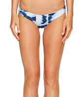 RVCA - Griddly Printed Cheeky Bikini Bottom