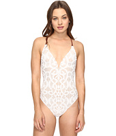 Nanette Lepore - Coachella Valley Crochet Mio One-Piece