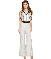 Adelyn Rae - Elodie Woven Lace Jumpsuit
