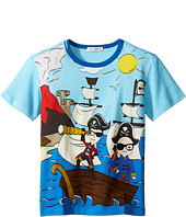 Dolce & Gabbana Kids - Mare Sicily Pirate T-Shirt (Toddler/Little Kids)