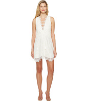 Adelyn Rae - Suzanne Woven Lace Shift Dress