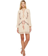 Adelyn Rae - Sylvana Woven Embroidered Dress