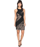 Adelyn Rae - Loretta Woven Lace Bodycon Dress