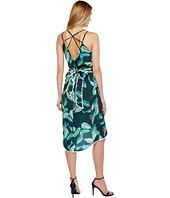 Adelyn Rae - Havana Woven Printed Slip Dress