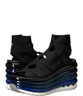 Salvatore Ferragamo - Elastic Platform Slip-On Sneaker