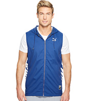 PUMA - Color Block Sleeveless Hoodie