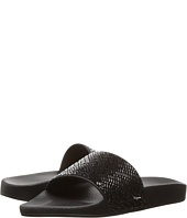 Salvatore Ferragamo - PVC Pool Slide With Crystals