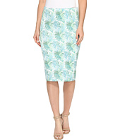 Nally & Millie - Reversible Printed Pencil Skirt
