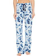 P.J. Salvage - Blue Batik Tie-Dye Lounge Pants