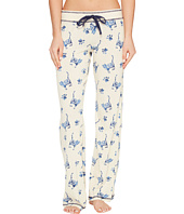 P.J. Salvage - Blue Batik Cat Lounge Pants