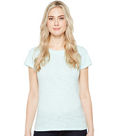Dylan by True Grit - Soft Slub Cotton Short Sleeve Crew Tee