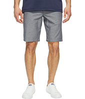Original Penguin - 10 Argyle Printed Oxford Shorts