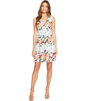 Jessica Simpson - Floral Fit and Flare Dress