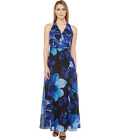 Christin Michaels - Braeburn Chiffon Maxi Dress