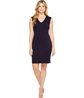 Christin Michaels - Leena V-Neck Bodycon Dress