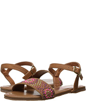 kensie girl Kids - Beaded Single Band Sandal (Little Kid/Big Kid)