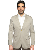Perry Ellis - Regular Fit Stretch Heather Twill Suit Jacket