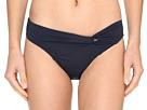 Jetset Asymmetrical Twist Front Bikini Bottom