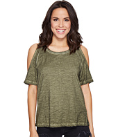 Sanctuary - Lou Bare Shoulder Tee