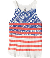 Billabong Kids - Paisley Flag Tank Top (Little Kids/Big Kids)