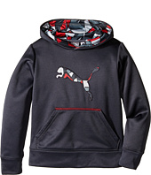 Puma Kids - Cat Logo Pullover Hoodie (Little Kids)