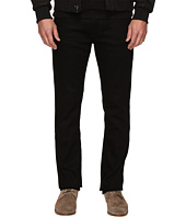 Calvin Klein Jeans - Slim Straight Jeans in Clean Black Wash