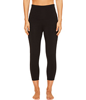 Yummie - Cotton Control 3/4 Leggings with Side Pocket