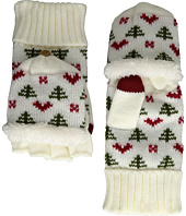 San Diego Hat Company - KNG3475 Tree And Hearts Pop Over Gloves