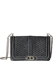 Rebecca Minkoff - Chevron Quilted Love Crossbody