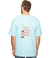 Tommy Bahama Big & Tall - Big & Tall Who Wants More Wine Tee