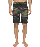 Vans - Mixed Scallop Boardshorts