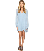 Free People - Lini Smocked Mini Dress